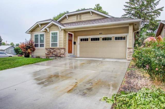 623 19th Ave S, Nampa, ID 83651 (MLS #98754827) :: Juniper Realty Group