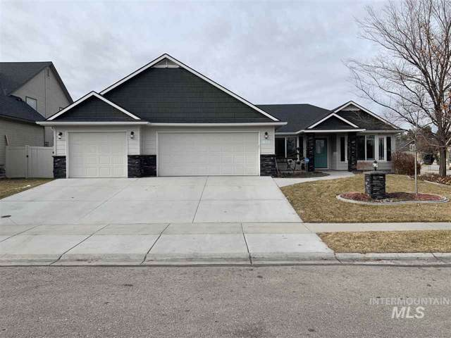 871 W Mountain Ash Loop, Nampa, ID 83686 (MLS #98754838) :: Minegar Gamble Premier Real Estate Services