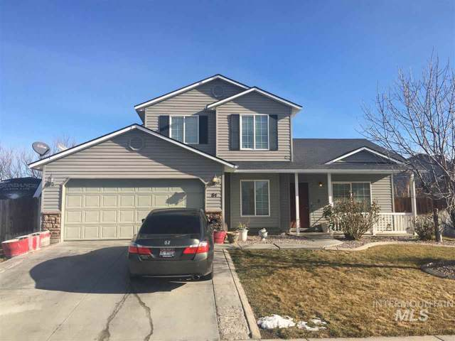 84 Pleasant Hill Drive, Nampa, ID 83651 (MLS #98754844) :: Minegar Gamble Premier Real Estate Services