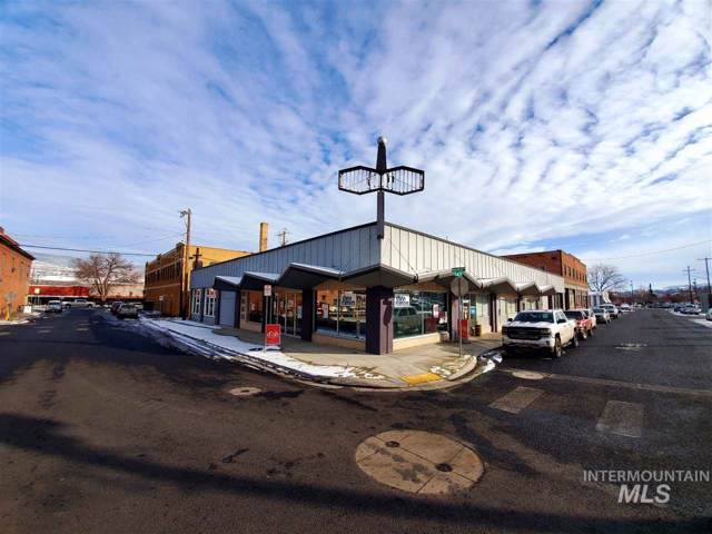 119 New 6th St, Lewiston, ID 83501 (MLS #98754884) :: Adam Alexander