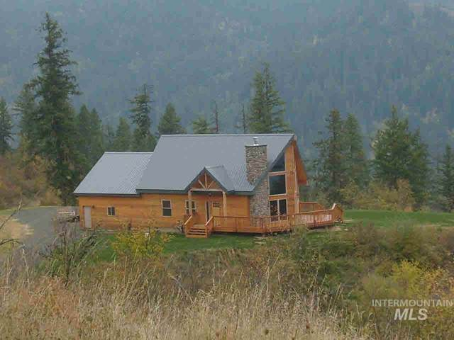 1280 Carey Drive, Orofino, ID 83544 (MLS #98754889) :: Juniper Realty Group