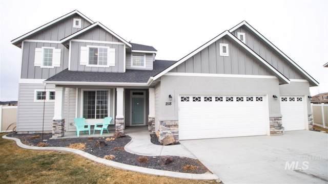2118 W Pine Creek Dr., Nampa, ID 83686 (MLS #98754935) :: Minegar Gamble Premier Real Estate Services