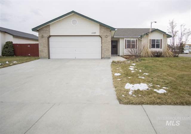 1127 W Hawaii Ave, Nampa, ID 83686 (MLS #98754936) :: Boise River Realty