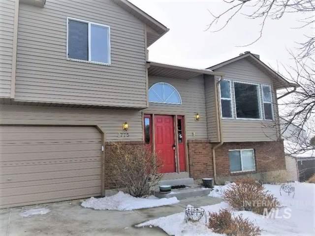 2775 Terrace St., Pocatello, ID 83201 (MLS #98754952) :: Boise River Realty