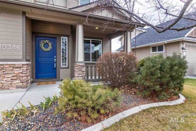 10346 Fallow Field Street, Nampa, ID 83687 (MLS #98754957) :: Givens Group Real Estate