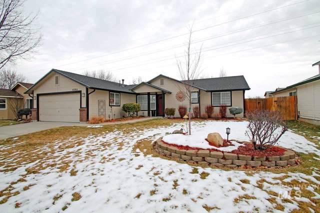 4292 S Trailridge Ave, Boise, ID 83716 (MLS #98754965) :: Juniper Realty Group