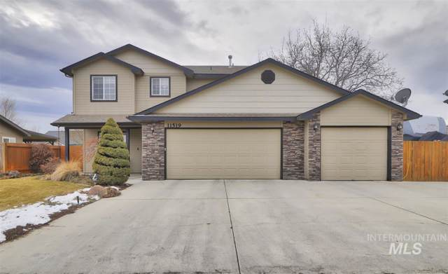 11519 W Hawkins Ave, Nampa, ID 83651 (MLS #98754966) :: Full Sail Real Estate