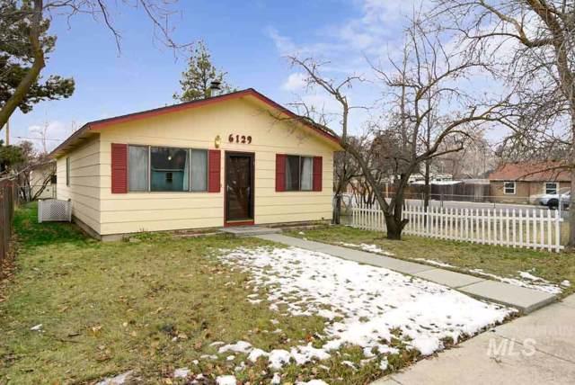 6129 W Everett St, Boise, ID 83704 (MLS #98754982) :: Juniper Realty Group