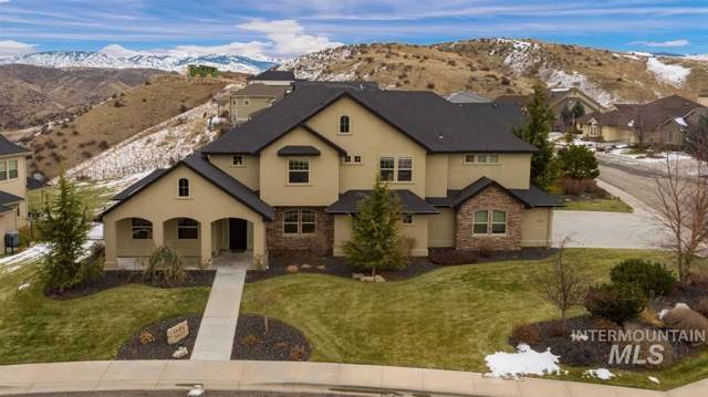 5477 N Quail Summit Place, Boise, ID 83703 (MLS #98754999) :: Adam Alexander