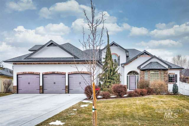 2854 S Appia Place, Meridian, ID 83642 (MLS #98755021) :: Team One Group Real Estate