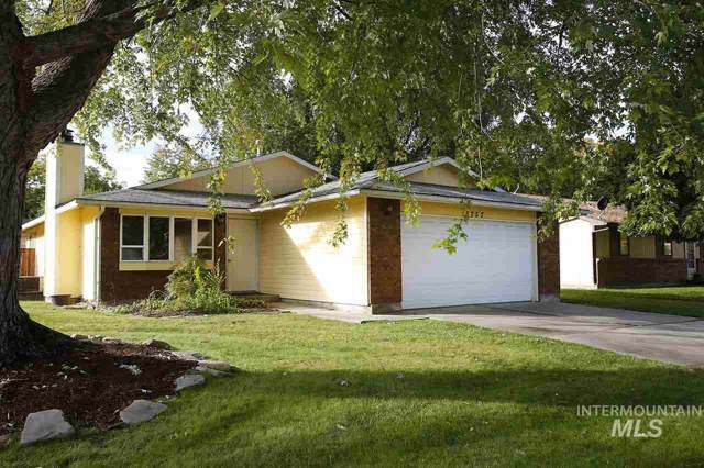 5757 W Ohara Ct., Boise, ID 83707 (MLS #98755023) :: Boise River Realty