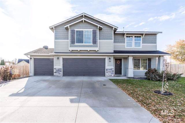 313 Bisque Dr, Caldwell, ID 83605 (MLS #98755030) :: New View Team