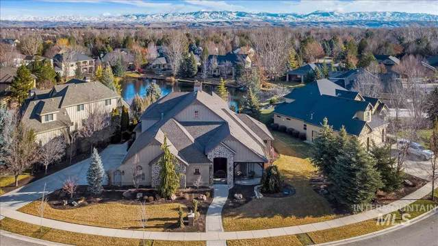 640 W Water Grove Dr, Eagle, ID 83616 (MLS #98755032) :: Idahome and Land