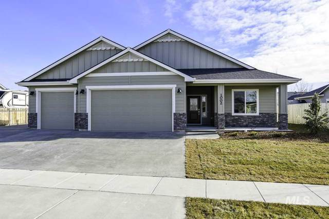 1002 S S Spring Valley Dr, Nampa, ID 83686 (MLS #98755055) :: New View Team