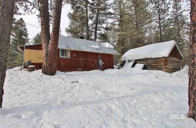 100 Grimes Pass Rd, Idaho City, ID 83631 (MLS #98755120) :: Jon Gosche Real Estate, LLC