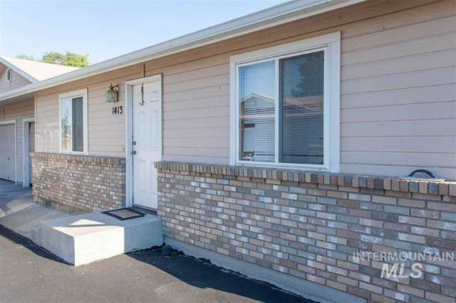 1413-1415 S Holly St., Nampa, ID 83686 (MLS #98755127) :: New View Team