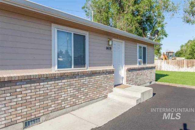 1417-1419 S Holly St., Nampa, ID 83686 (MLS #98755128) :: New View Team