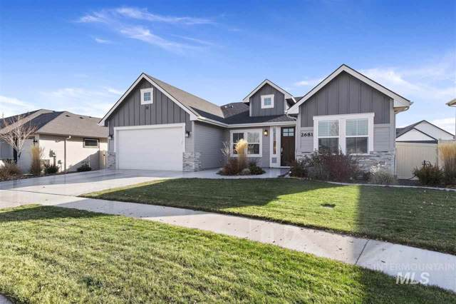 2681 E Rhyolite Ct, Nampa, ID 83686 (MLS #98755146) :: Team One Group Real Estate