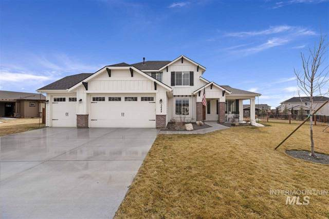 5689 W Montage Court, Eagle, ID 83616 (MLS #98755155) :: Idahome and Land