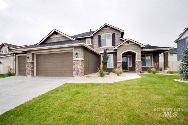 1453 W Aspen Cove Drive, Meridian, ID 83642 (MLS #98755160) :: Beasley Realty