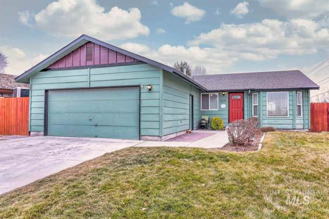 4576 S Carbine Ave, Boise, ID 83709 (MLS #98755189) :: Beasley Realty