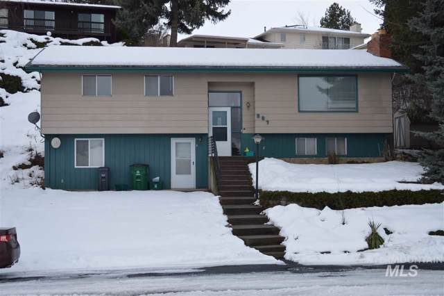 507 Northwood, Moscow, ID 83843 (MLS #98755233) :: Team One Group Real Estate
