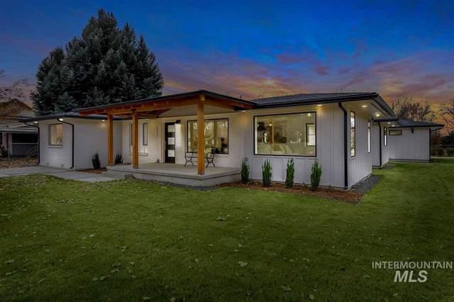 3821 N Hawthorne, Boise, ID 83703 (MLS #98755258) :: Idahome and Land