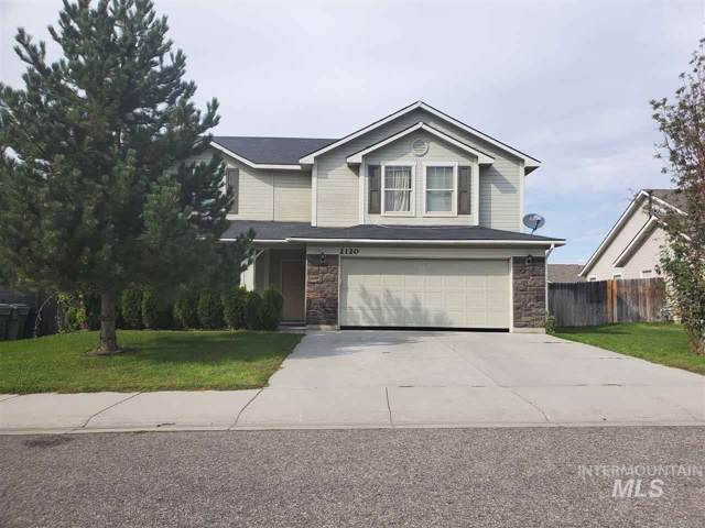 2120 W Stonefly Pl, Nampa, ID 83651 (MLS #98755276) :: Epic Realty