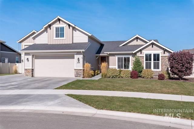 1518 W Bear Track, Meridian, ID 83646 (MLS #98755329) :: Team One Group Real Estate