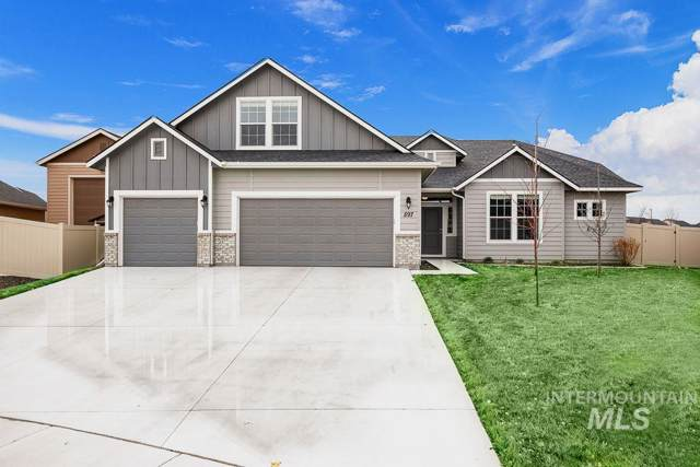 597 E Ionia, Meridian, ID 83642 (MLS #98755335) :: Own Boise Real Estate