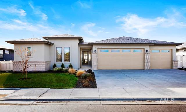 3729 E Fratello St, Meridian, ID 83642 (MLS #98755344) :: Idahome and Land