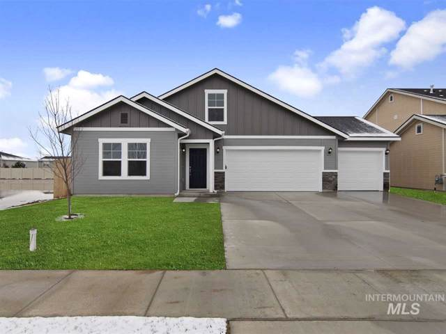7630 E Declaration Dr., Nampa, ID 83687 (MLS #98755364) :: Givens Group Real Estate