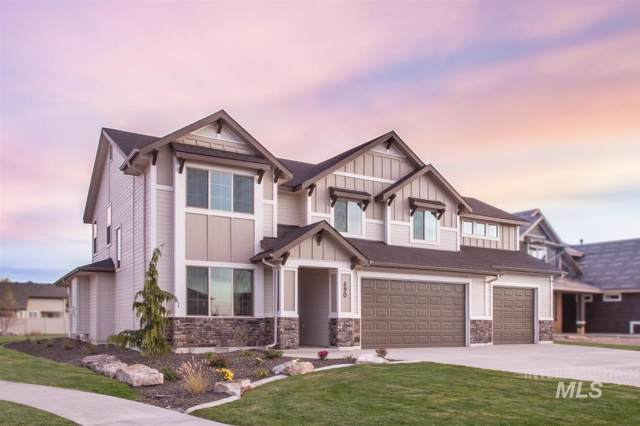 5775 Zaffre Ridge St., Boise, ID 83716 (MLS #98755376) :: Team One Group Real Estate