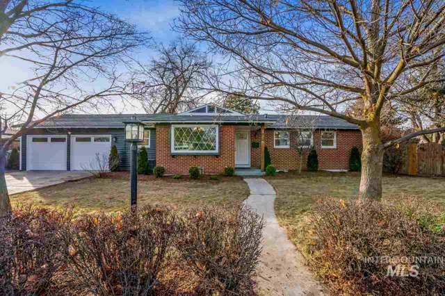 2725 N Grandee St, Boise, ID 83704 (MLS #98755388) :: Givens Group Real Estate