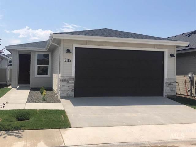 2172 W Bella Lane, Nampa, ID 83651 (MLS #98755413) :: Team One Group Real Estate