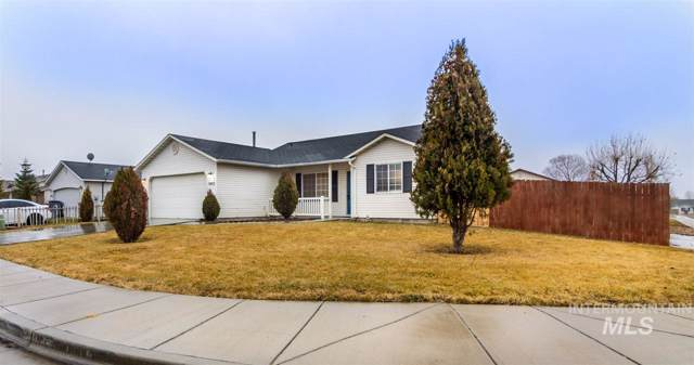 3802 Bennington Street, Caldwell, ID 83605 (MLS #98755438) :: Jon Gosche Real Estate, LLC