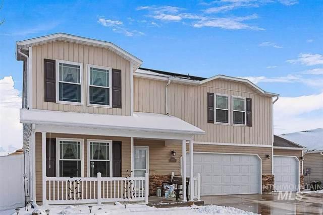 7402 S Kaywood, Boise, ID 83709 (MLS #98755490) :: Beasley Realty