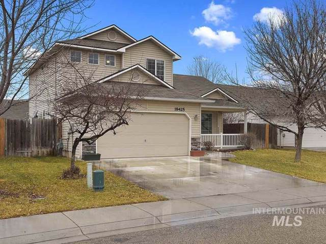 18425 Viceroy, Nampa, ID 83687 (MLS #98755509) :: Boise River Realty
