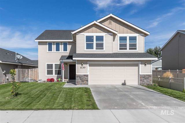 1130 E Whitbeck Dr, Kuna, ID 83634 (MLS #98755526) :: Beasley Realty