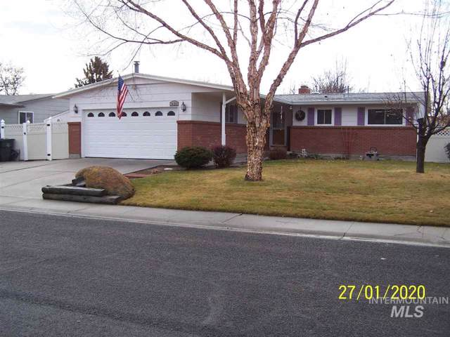 631 W Lawndale Dr., Meridian, ID 83646 (MLS #98755551) :: Givens Group Real Estate