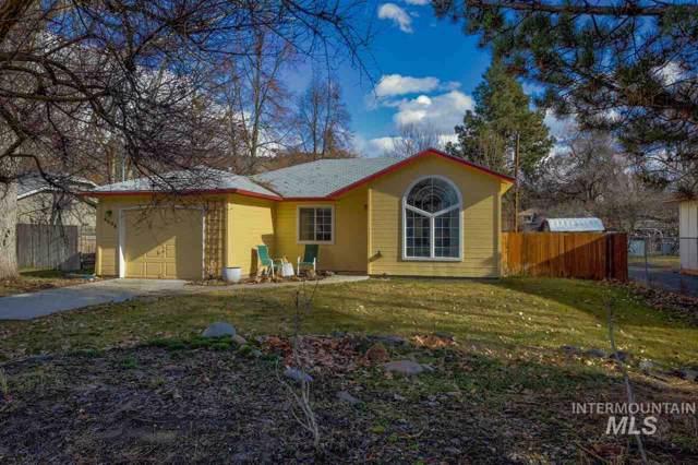 4604 Maplewood, Boise, ID 83703 (MLS #98755552) :: Silvercreek Realty Group