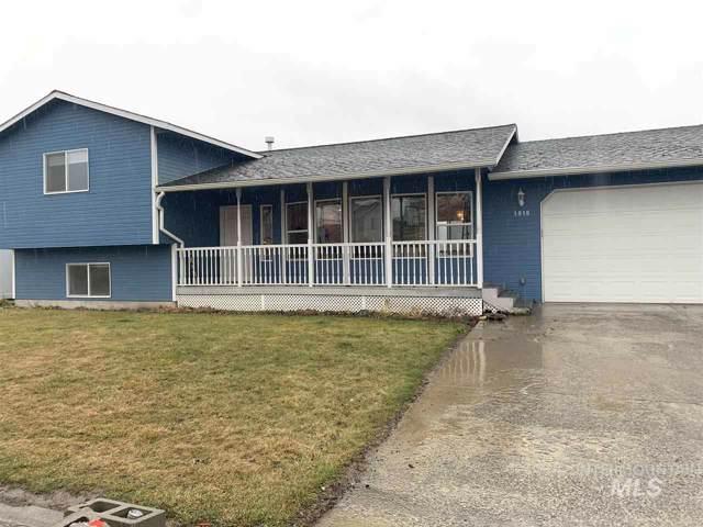 1818 Birch Drive, Lewiston, ID 83501 (MLS #98755570) :: Beasley Realty