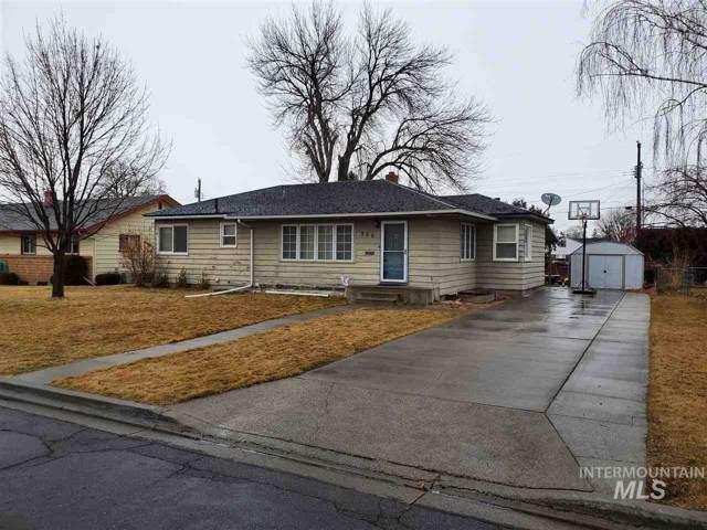 328 Dubois, Twin Falls, ID 83301 (MLS #98755573) :: Silvercreek Realty Group