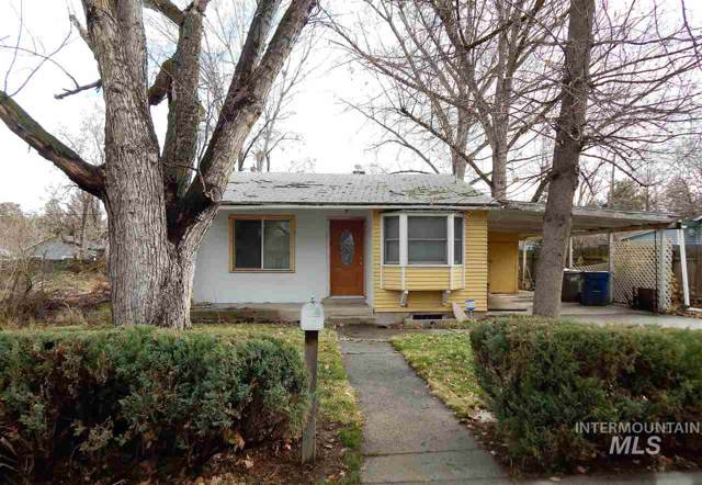 212 N Randall St, Boise, ID 83705 (MLS #98755580) :: Epic Realty