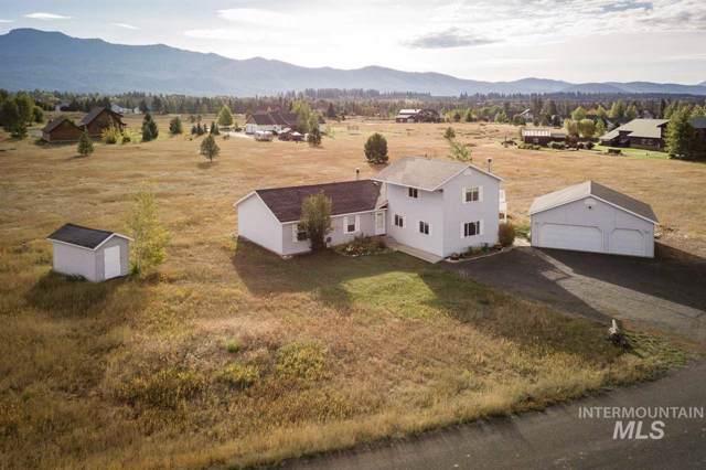 13976 Wrangler Rd, Mccall, ID 83638 (MLS #98755593) :: Boise River Realty