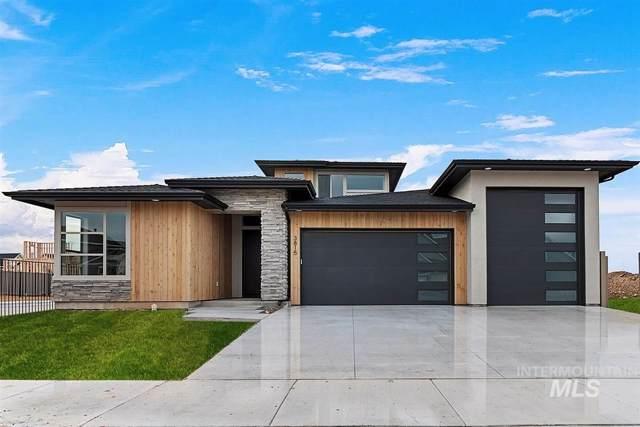 3815 S Daybreak Way, Meridian, ID 83642 (MLS #98755604) :: Team One Group Real Estate