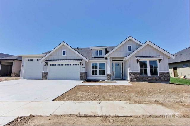 674 S Aspen Lakes, Star, ID 83669 (MLS #98755613) :: Team One Group Real Estate
