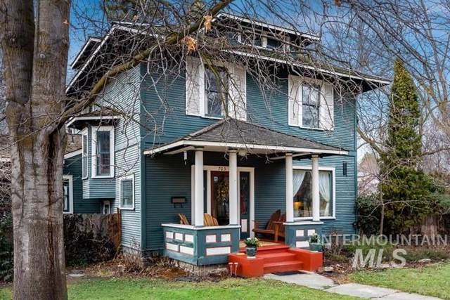 703 N 18th St., Boise, ID 83702 (MLS #98755999) :: Full Sail Real Estate