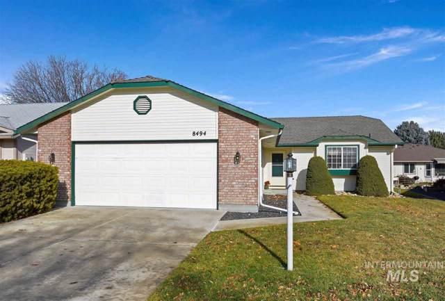 8494 W Willowcourt Drive, Garden City, ID 83714 (MLS #98756026) :: Adam Alexander