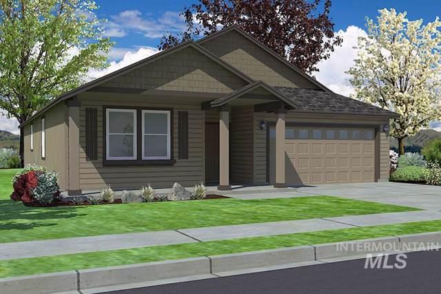 4740 N Trident Ave. Lot 13 Block 6 , Meridian, ID 83646 (MLS #98756036) :: Michael Ryan Real Estate